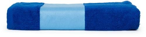 T1-PRINT70 Sublimation bath towel - Royal blue - 70 x 140 cm