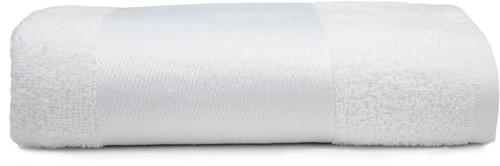 T1-PRINT70 Sublimation bath towel - White - 70 x 140 cm