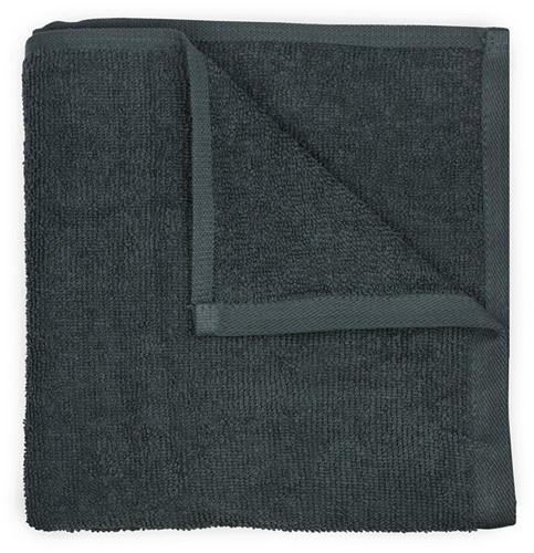 T1-S45 Salon towel - Anthracite - 45 x 90 cm