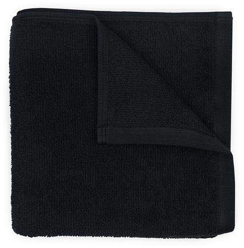 T1-S45 Salon towel - Black - 45 x 90 cm