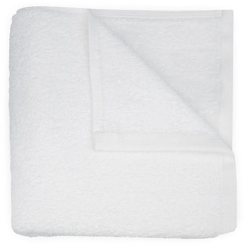 T1-S45 Salon towel - White - 45 x 90 cm