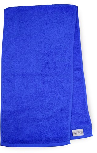 T1-SPORT Sport towel - Royal blue - 30 x 130 cm