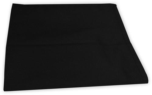 T1-TTOWEL Tea towel - Black - 50 x 70 cm