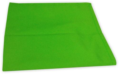 T1-TTOWEL Tea towel - Lime green - 50 x 70 cm