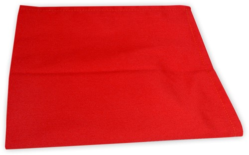 T1-TTOWEL Tea towel - Red - 50 x 70 cm