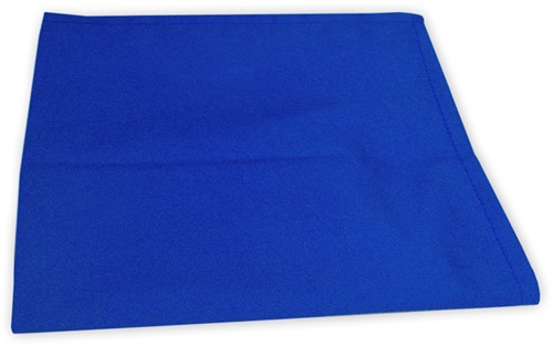 T1-TTOWEL Tea towel - Royal blue - 50 x 70 cm