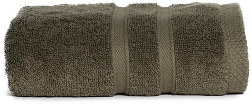 T1-ULTRA40 Ultra deluxe guest towel - Olive green - 40 x 60 cm