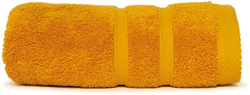 T1-ULTRA50 Ultra deluxe towel - Honey yellow - 50 x 100 cm