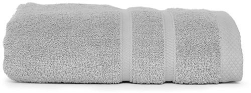 T1-ULTRA50 Ultra deluxe towel - Silver grey - 50 x 100 cm
