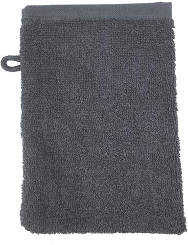 T1-WASH Washcloth - Anthracite - 16 x 21 cm