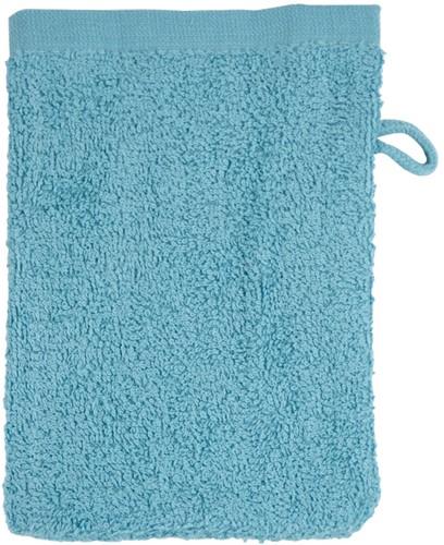 T1-WASH Washcloth - Petrol - 16 x 21 cm