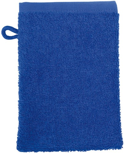 T1-WASH Washcloth - Royal blue - 16 x 21 cm
