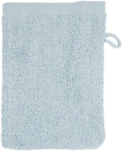 T1-WASH Washcloth - Silver grey - 16 x 21 cm