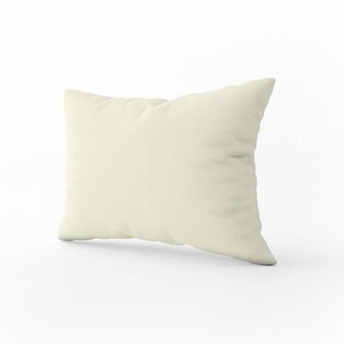 Kussensloop - Cream - 60 x 70 cm