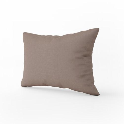 Kussensloop - Taupe - 60 x 70 cm