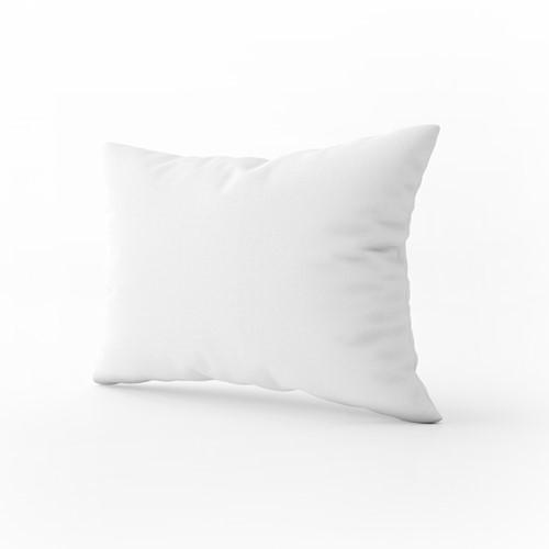 Kussensloop - White - 60 x 70 cm