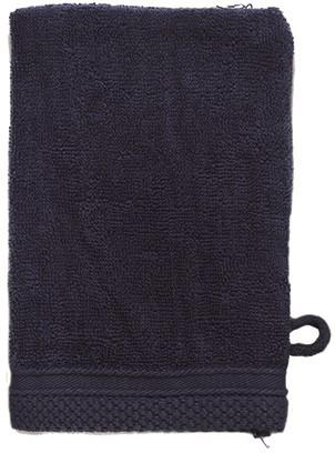 T1-ULTRAWASH Ultra deluxe washcloth - Navy blue - 16 x 21 cm